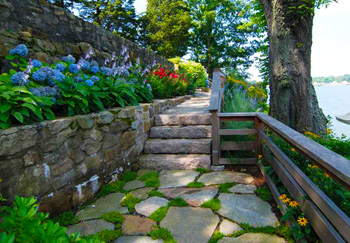 A Garden Is Not Complete Without Walkways And Paths. One Of The Main  Reasons Homeowners And Businesses Choose To Implement A Path Or Walkway On  Their Lawn ...
